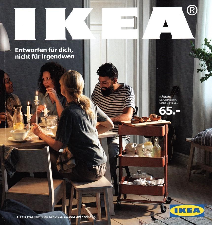 ikea kann s noch der neue katalog 2016 2017 ist da. Black Bedroom Furniture Sets. Home Design Ideas